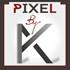 Logo Pixel by K